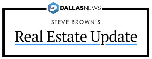 Steve Brown's Real Estate update