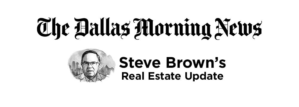 Steve Brown's Real Estate update